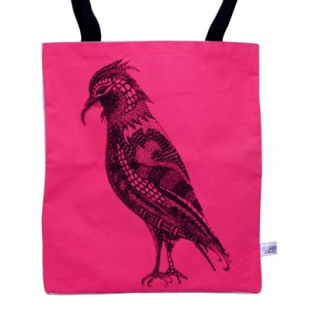 Birdie Bag | Craft by artist Sejal M | Canvas