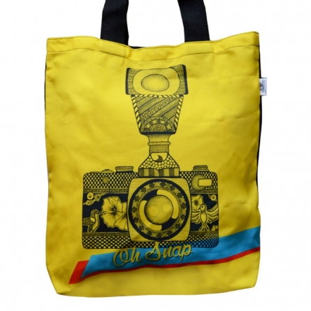 Camera Bag | Craft by artist Sejal M | Canvas