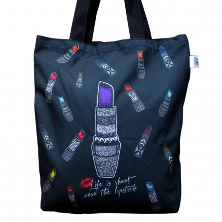 Sejal M | Lipstick Bag Craft Craft by artist Sejal M | Indian Handicraft | ArtZolo.com