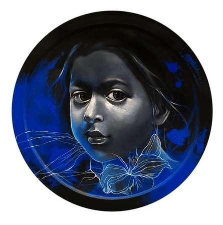 Dream II | Painting by artist Mithun Dutta | mixed-media | Canvas