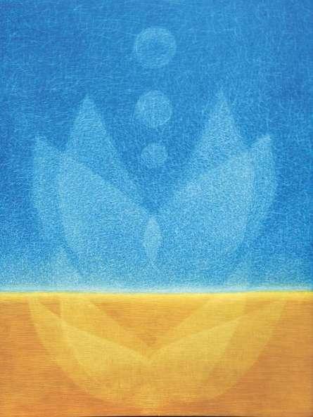 Pipasa | Painting by artist Hanumanth Devulapalli | oil | Canvas