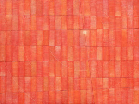 Abstract Acrylic Art Painting title 'Untitled 21' by artist Hanumanth Devulapalli