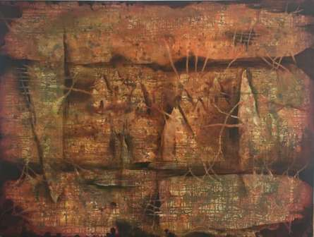 Roots   Painting by artist Durshit Bhaskar   oil   Canvas