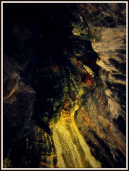 Matlokcave | Photography by artist Marina Berg | Art print on Canvas