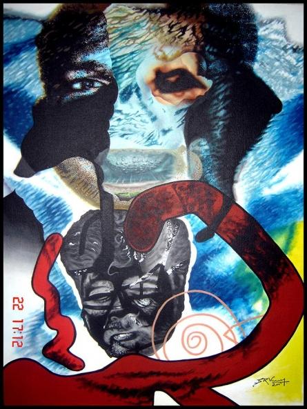 True | Painting by artist SRV ARTIST | acrylic | Canvas