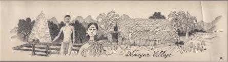 Mario Miranda Original D6 | Drawing by artist Mario Miranda | | Pen&Ink | Paper
