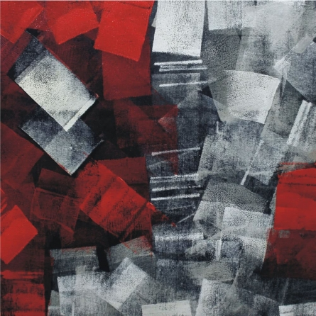 Untitled 15 | Painting by artist Sudhir Talmale | oil | Canvas