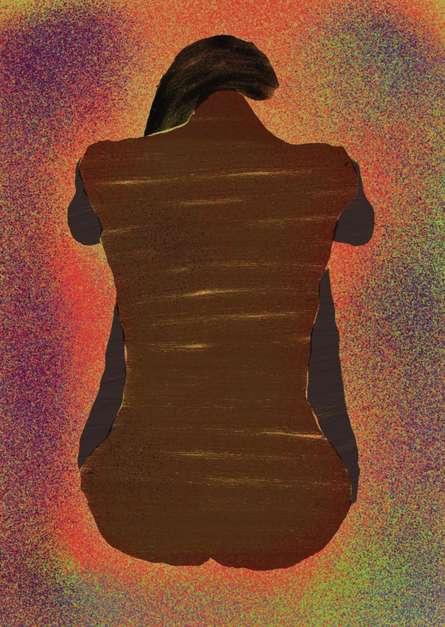 Composed   Digital_art by artist Suraj Lazar   Art print on Canvas