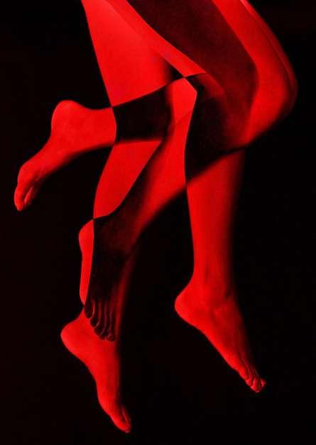 Legs   Digital_art by artist Suraj Lazar   Art print on Canvas