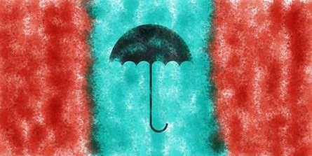 Suraj Lazar | Umbrella Digital art Prints by artist Suraj Lazar | Digital Prints On Canvas, Paper | ArtZolo.com