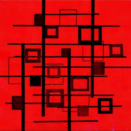 Windows | Digital_art by artist Suraj Lazar | Art print on Canvas