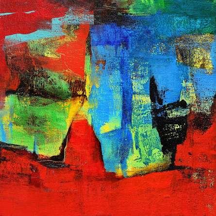 Untitled   Painting by artist Siddhesh Rane   acrylic   Canvas