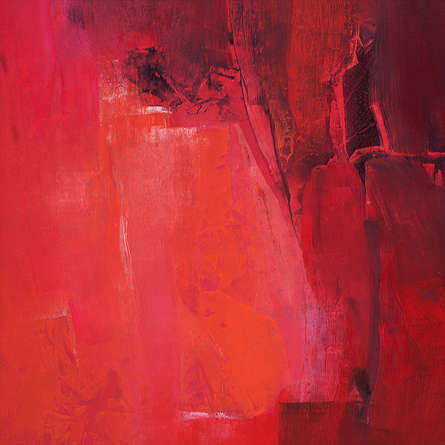 Abstract Acrylic Art Painting title Untitled 123 by artist Siddhesh Rane