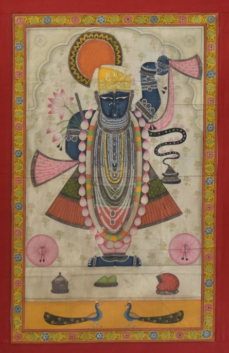 Pichwai   Painting by artist Unknown   other   Cloth