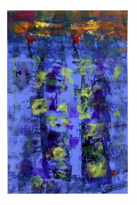 UNTITLED | Painting by artist BINDU PRAJAPATI | acrylic | Canvas