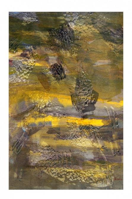 UNTITLE | Painting by artist BINDU PRAJAPATI | acrylic | Paper