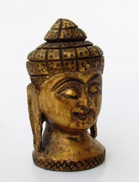 BUDDHA | Wood Handicraft | By ICA