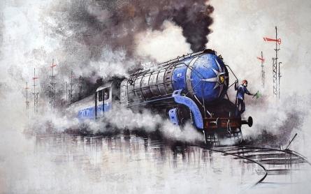 steam locomotives, indian nostalgia