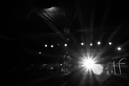Light Of Stage | Photography by artist Rahmat Nugroho | Art print on Canvas
