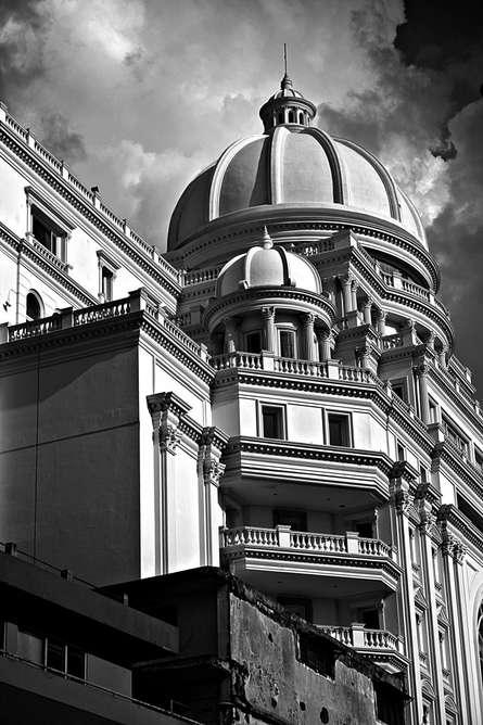 Rahmat Nugroho | Old building in surabaya Photography Prints by artist Rahmat Nugroho | Photo Prints On Canvas, Paper | ArtZolo.com