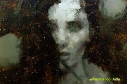 Bbq | Digital_art by artist Pushpendu Dutta | Art print on Canvas