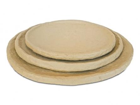 De Kulture Works | Paper Mache Platter Set (of 3) Craft Craft by artist De Kulture Works | Indian Handicraft | ArtZolo.com