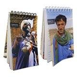MyNote Pad Sufi Dhadhi Artist (Set of 2) | Craft by artist De Kulture Works | Paper