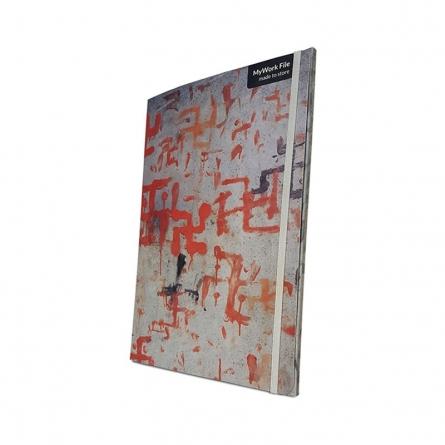 MyWork File Swastik Sign | Craft by artist De Kulture Works | Paper