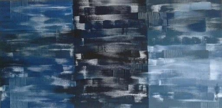 In Sequence S2  | Painting by artist Rashmi Pitre | acrylic | Canvas