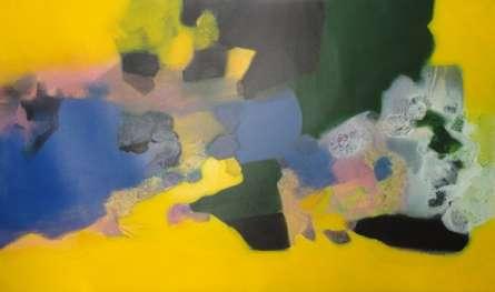 Untitiled | Painting by artist Ravindra Parkhi | mixed-media | Canvas