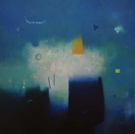 Involution 6 | Painting by artist Ganpat  Bhadke | acrylic | Canvas
