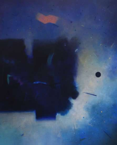 Involution 7   Painting by artist Ganpat  Bhadke   acrylic   Canvas