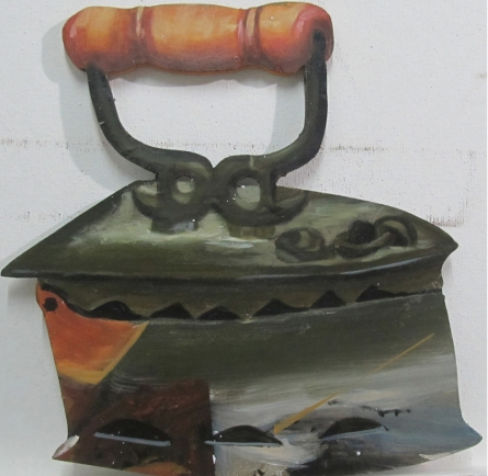 Still-life Acrylic Art Painting title Untitled 3 by artist Somanth Adamane