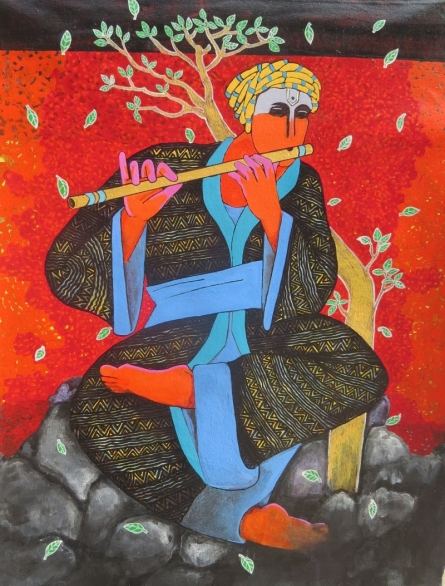 Music | Painting by artist Sososso | acrylic | music