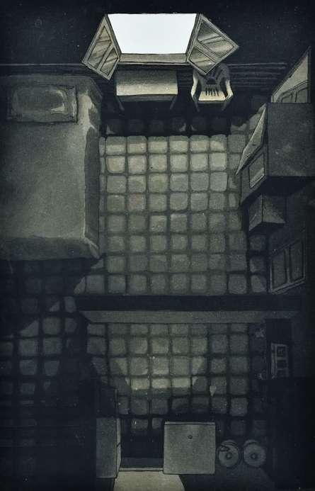 Room-II | Drawing by artist Kinnari Tondalekar |  | others | Paper
