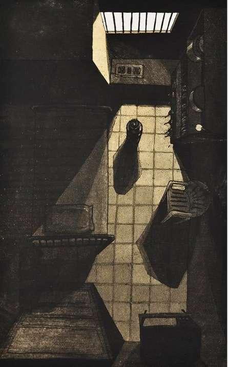Room | Drawing by artist Kinnari Tondalekar |  | others | Paper