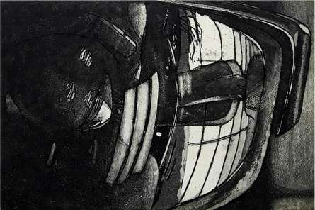 Others Paintings | Drawing title Window on Paper | Artist Kinnari Tondalekar