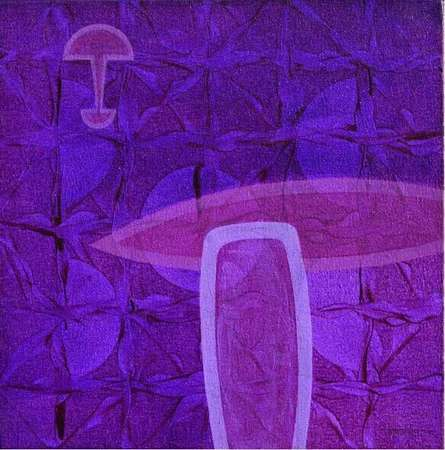 Untitled 17 | Painting by artist Bhushan Vaidhya | acrylic | Canvas