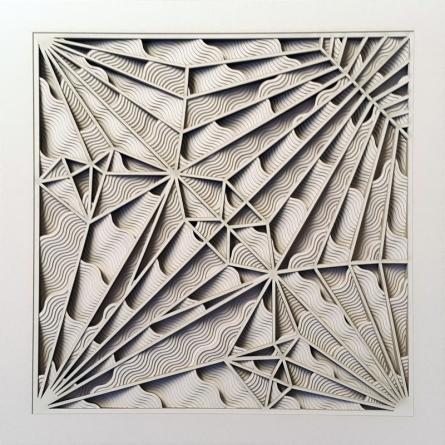 Untitled 10 | Mixed_media by artist Ravi Shankar | Paper