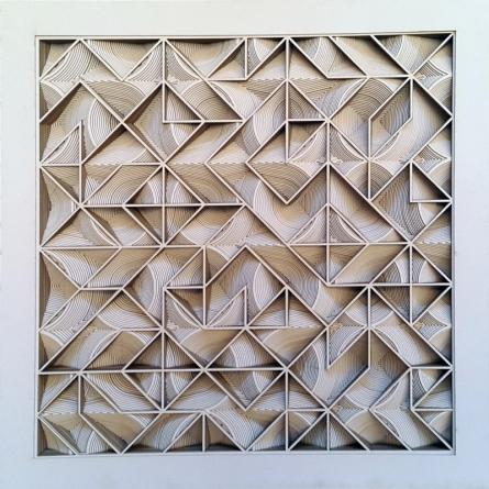 Untitled 21   Mixed_media by artist Ravi Shankar   Paper