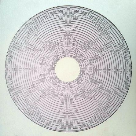 Untitled 3 | Mixed_media by artist Ravi Shankar | Paper