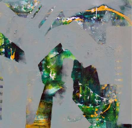 Untitled | Painting by artist NIkHIl Patil | acrylic | Canvas Board