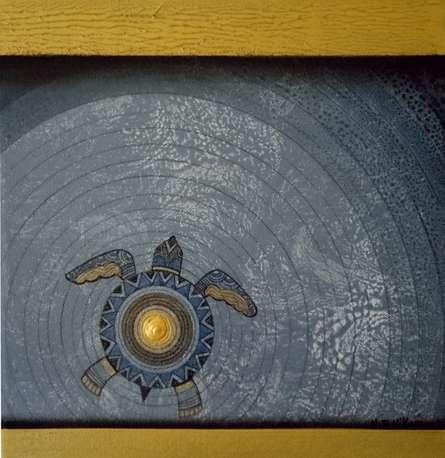 Meditation 65 | Painting by artist Nilesh Nikam | acrylic | Canvas