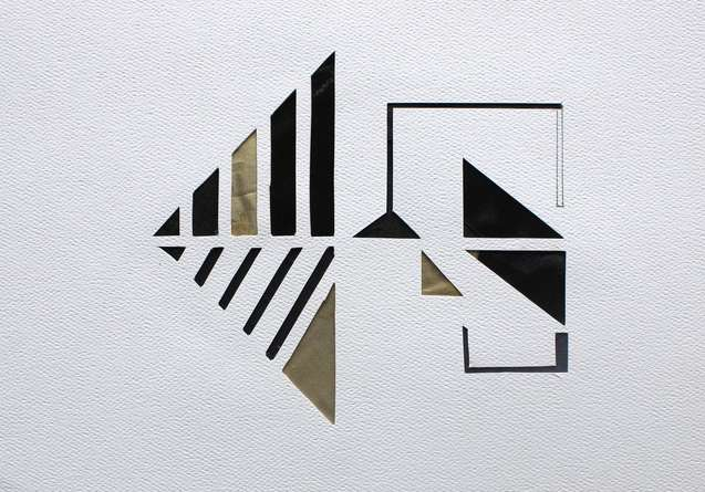 Mixed Media Painting titled 'Untitled 76' by artist Vivek Nimbolkar on Paper