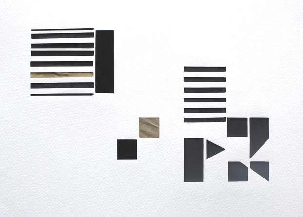Mixed Media Painting titled 'Untitled 77' by artist Vivek Nimbolkar on Paper