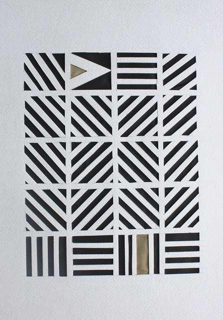 Mixed Media Painting titled 'Untitled 81' by artist Vivek Nimbolkar on Paper