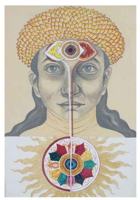 Untitled | Painting by artist Shailika Shrivastava | acrylic | Canvas