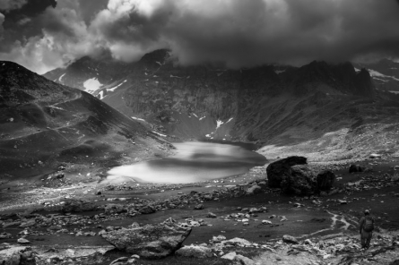 Landscape 10 | Photography by artist Satyaki Biswas | Art print on Canvas