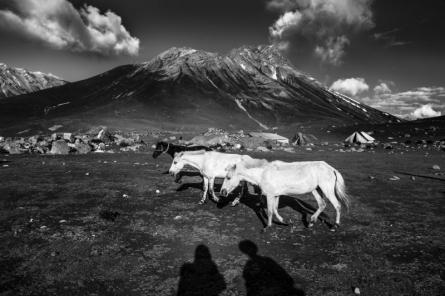 Landscape 22 | Photography by artist Satyaki Biswas | Art print on Canvas