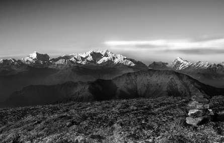 Landscape 6 | Photography by artist Satyaki Biswas | Art print on Canvas